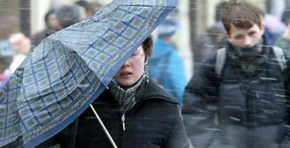 Погоду в Бишкеке в ближайшие пять дней будет «лихорадить»