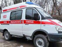 Больнице Сузакского района передали машину скорой помощи