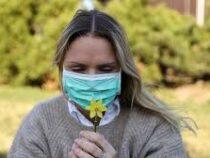 Дизайнер создала защитную маску, из которой растут цветы