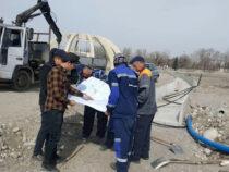 В столице строится зона отдыха «Ынтымак – вторая очередь»