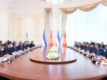 В Ташкенте начались переговоры по вопросам кыргызско-узбекской границы