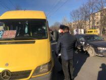 Санитарные рейды в общественном транспорте Бишкека усилены