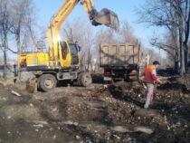 В Бишкеке проводится ремонт на семи отрезках улиц