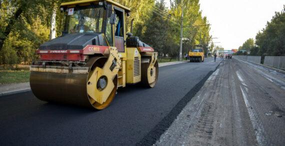 С 15 марта в Бишкеке возобновляется ремонт дорог