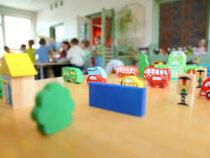 В жилмассиве «Арча-Бешик» продолжается строительство детского сада