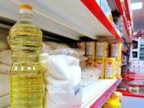В апреле в Кыргызстан доставят растительное масло и сахар