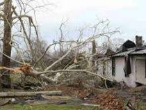 На штат Алабама на юге США обрушился мощный торнадо