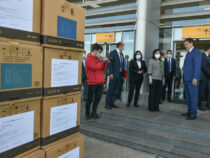В Кыргызстан прибыла китайская вакцина от коронавируса