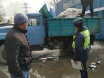 Водителям большегрузных авто напомнили оштрафах вслучае нарушений