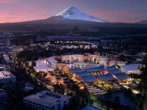 В Японии начали строить город будущего