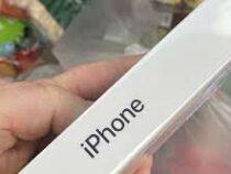 Мужчина заказал доставку яблок, но вместо фруктов получил новенький айфон