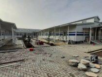 Строительство больниц в Нарыне и Оше возобновят на следующей неделе
