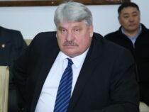 Василий Дашков освобожден от должности гендиректора «Кыргыз темир жолу»