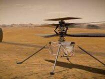 Вертолет — дрон NASA совершит второй полет над Марсом