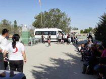 ИзЛейлекского иБаткенского районов эвакуировано свыше 10 тысяч человек
