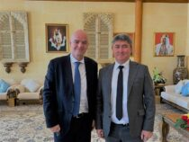 ФИФА готова финансировать строительство футбольного центра в Бишкеке