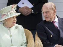 Скончался супруг Елизаветы II принц Филипп