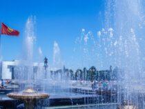 С 1 мая в Бишкеке заработают фонтаны