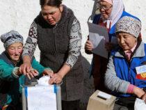 Более 19 тысяч кыргызстанцев будут голосовать вне помещений