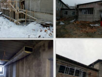 В Бишкеке строится дополнительный корпус к гимназии №5