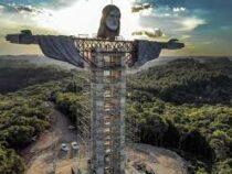 В Бразилии строят новую статую Христа