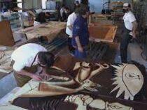 Кондитеры воссоздали «Гернику» Пикассо в шоколаде