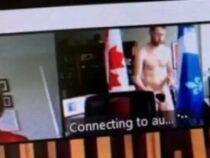 Канадский парламентарий предстал голым перед коллегами во время видеоконференции