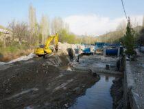 Первый этап строительства канала «Максат» практически завершен