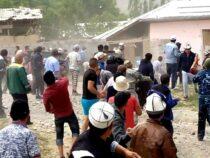 124 кыргызстанцев пострадали во время конфликта на границе с Таджикистаном