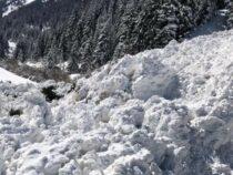 В горных районах республики лавиноопасно