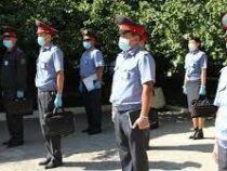 11 тыс милиционеров обеспечивают безопасность на выборах и референдуме