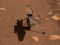 NASA объявило дату первого полёта вертолёта на Марсе