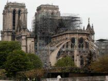 На ремонт Нотр-Дама собрано 830 миллионов евро