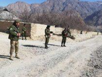 Таджикистан и Кыргызстан  озвучили данные о потерях в ходе приграничного  конфликта