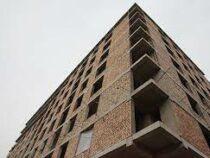В Оше строятся три муниципальных ипотечных дома