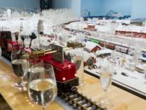 Самая длинная мелодия, исполняемая игрушечным поездом, попала в Книгу Рекордов Гиннеса