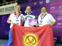 У Кыргызстана еще одна лицензия на Олимпиаду