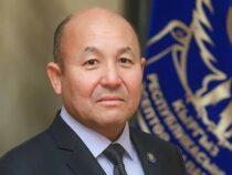 Председателем Счетной палаты назначен Алмазбек Акматов