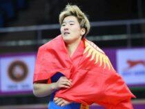 Айпери Медет кызы завоевала лицензию на Олимпиаду в Токио