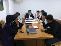 Бишкекская ТИК утвердила итоги голосования на референдуме