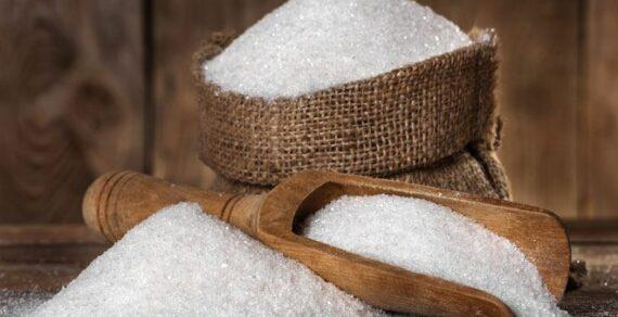 Сахар подорожал на 46% за один год