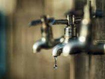 В части столицы завтра не будет питьевой воды