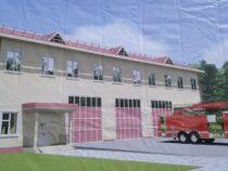 В Чолпон-Ате началось строительство пожарно-спасательной станции