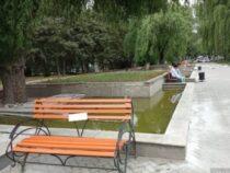На Театральной аллее в Бишкеке навели порядок