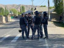 Обстановка на кыргызско-таджикском участке границы стабильная