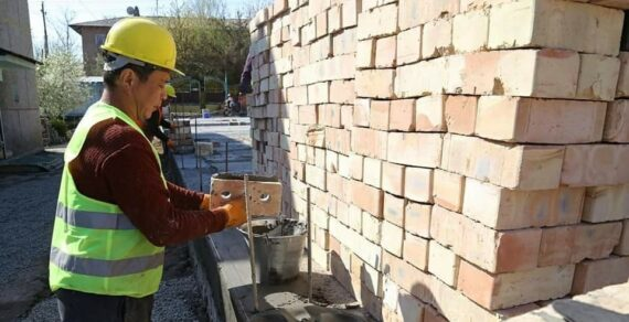 Начато строительство домов для семей погибших в ходе конфликта на границе