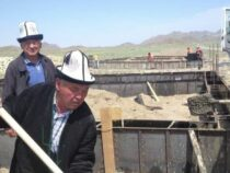 В Баткене началось строительство домов для семей погибших в ходе конфликта на границе