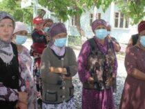 Эвакуированные жители Баткенской области возвращаются в свои села