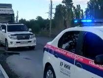 Сопровождающих фуры изТаджикистана милиционеров накажут