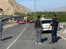 Обстановка на кыргызско-таджикской границе стабильная